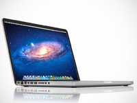 3d inch macbook pro laptop model