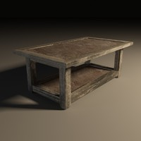 Table, Wooden
