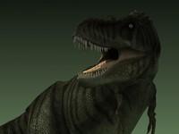 tyrannosaurus rex 3d max