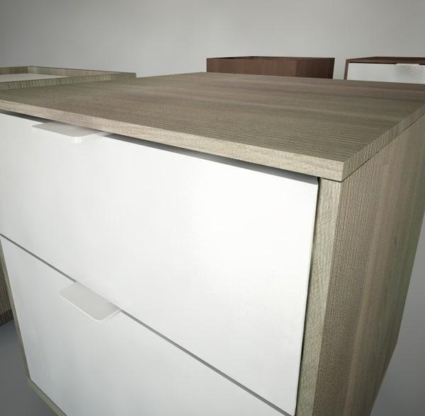 Ikea Nyvoll Kommode 2021
