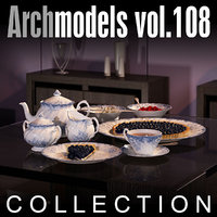 3d model archmodels vol 108