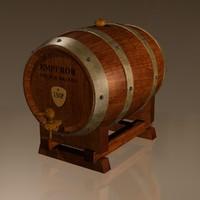 3ds brandy cask