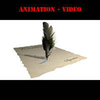 3d model of video - signing