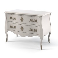 Giorgio Piotto COMO' VERLAINE - NOCE chest of drawers