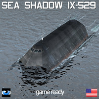 Sea Shadow IX-529