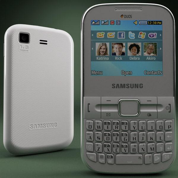 samsung phones v2 3d model. Black Bedroom Furniture Sets. Home Design Ideas