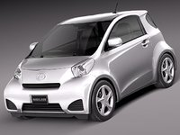 3ds scion iq 2012