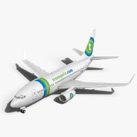 Transavia Boeing 737-700w