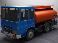 roman diesel fuel 3d model