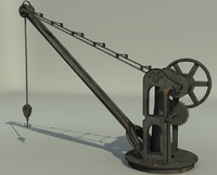 Old port crane 1