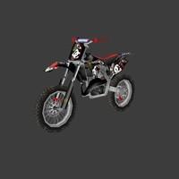 maya dirt bike