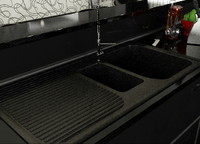kitchen sink teka alba max
