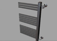 radiator heating 05 3d max