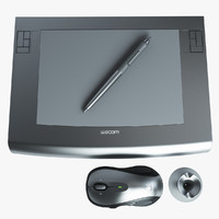 Wacom Intous Tablet