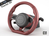 Steering Wheel Audi TT RS