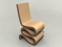 wiggle chair 3ds
