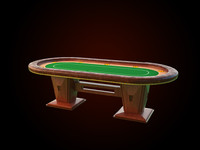 obj table poker