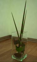 3d model interior vase