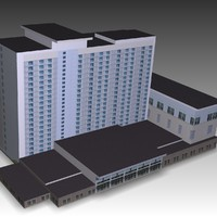 3dsmax scale raleigh nc hotel
