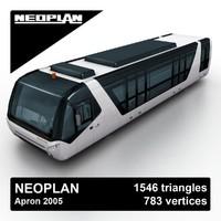 2005 neoplan apron max