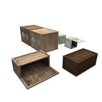 Crates Various