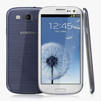 3d samsung galaxy s iii model