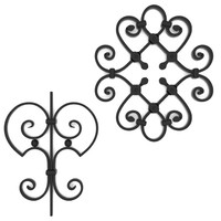 Wrought iron elements vol1
