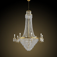 Canada House Swarowski Classic Luxury  Chandelier