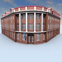 obj office building