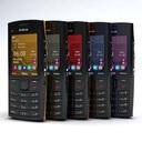 Nokia X2-02 3D models