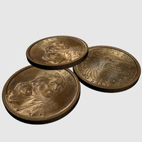 1 dollar USA 2001