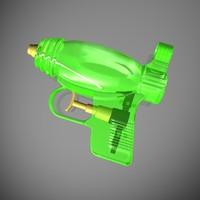 maya squirt gun