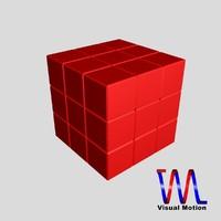 tanacube puzzle 3d model