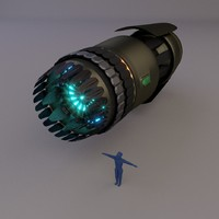 3d stardrive scifi spaceships model