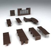 Office furniture pack v1
