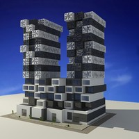 residential building max