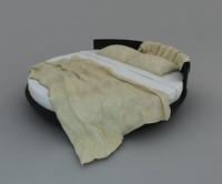 bed materials 3d model