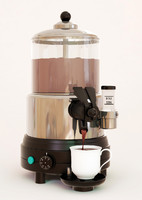 GBG Minilux - Hot Chocolate Machine