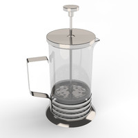 obj cafetiere french press