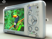 3d camera nikon model
