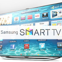 sized samsung smart 3d obj