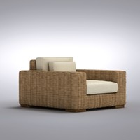 Restoration Hardware - Majorca Lounge Chair