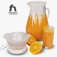 3d philips citrus press model