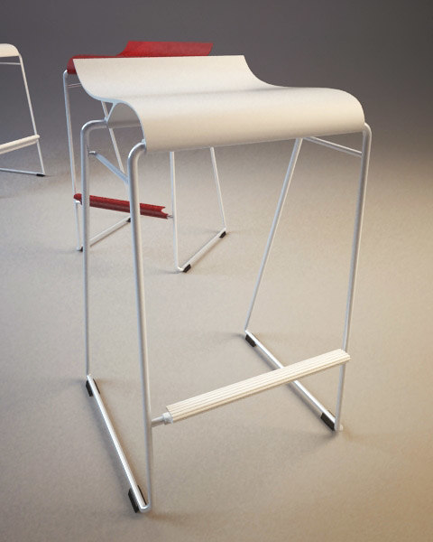 Chair bla station gecco 82