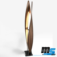 floor lamp light 3d max