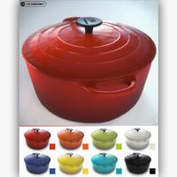 Le Creuset Pot