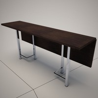 3d cattelan italia extending table