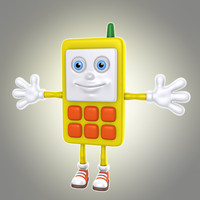 cartoon phone max