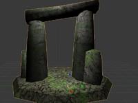 portal relic 3d model