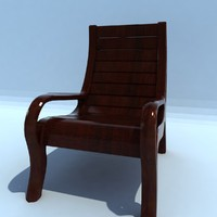 Chair Wood A